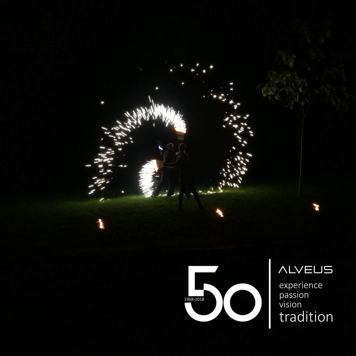 50 років Alveus